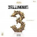 King Louie - Drilluminati 3 (God Of Drill) mixtape cover art