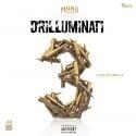 King Louie - Drilluminati 3 (God Of Drill) mixtape cover art