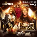 King Of The Mix mixtape cover art