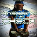 King Scrilla - Finessing The Check mixtape cover art