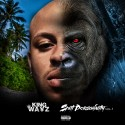 King Wayz - Split Personality mixtape cover art