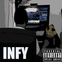 Knightmare - I'm Not Finished Yet (INFY) mixtape cover art