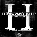 Knowledge - Heavyweight mixtape cover art