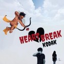 Kodak Black - Heart Break Kodak mixtape cover art