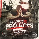Kodak Black - Heart Of The Projects mixtape cover art