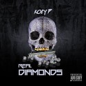 Koly P - Real Diamonds mixtape cover art