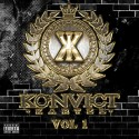 Konvict Kartel mixtape cover art