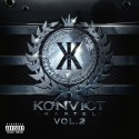 Konvict Kartel 2 mixtape cover art