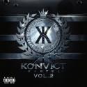 Konvict Kartel 2 mixtape cover art