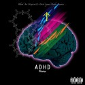 Koolee - ADHD mixtape cover art