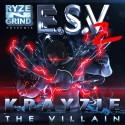 Krayzie - ESV 2 (The Villian) mixtape cover art