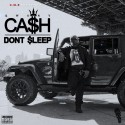 Kwony Cash - Don't Sleep mixtape cover art