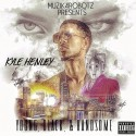 Kyle Henley - Young, Black & Handsome mixtape cover art