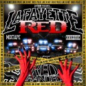 Lafayette Red - Red Handed mixtape cover art