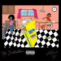 Laron Smith - No Distractions mixtape cover art