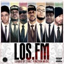 League Of Starz - LOS.FM mixtape cover art