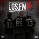 League Of Starz - LOS.FM 2 mixtape cover art