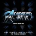 Lebron James Presents: The Campaign mixtape cover art