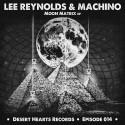 Lee Reynolds & Machino - Moon Matrix EP mixtape cover art