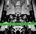 Leo Justi - Heavy Baile mixtape cover art