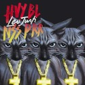 Leo Justi - HVY BL NSS PR EP mixtape cover art