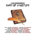 Leon Doin Numberz - Diary Of A Hustler mixtape cover art
