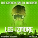 Les Izmore - The Granny Smith Therorem mixtape cover art