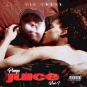 Lil Awree - Pimp Juice mixtape cover art