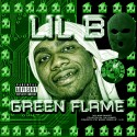 Lil B - Green Flame mixtape cover art