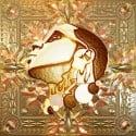 Lil B - The Silent President mixtape cover art