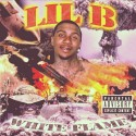 Lil B - White Flame mixtape cover art