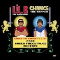 Lil B & Chance The Rapper - Free Based Freestyles Mixtape mixtape cover art