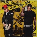 Lil Baby & Marlo - 2 The Hard Way mixtape cover art