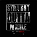 Lil' Boone - Straight Outta Mobile mixtape cover art