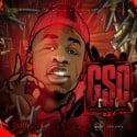 Lil CJ Kasino - Gang Shit Only (G.S.O) mixtape cover art