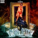 Lil Debbie - Young B!tch mixtape cover art
