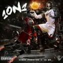 Lil Dre - 1 On 1 mixtape cover art