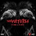 Lil Durk & Lil Reese - SupaVultures mixtape cover art