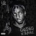 Lil Joc - Going Insane mixtape cover art