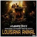Lil Joe Da Truth - Louisiana Animal mixtape cover art