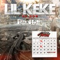 Lil Keke - 1st & 15th mixtape cover art
