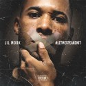 Lil Mook - Let Me Speak On It mixtape cover art