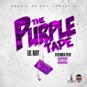 Lil Ray - The Purple Tape mixtape cover art