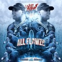 Lil Ronny MothaF - All Flowz 7 (Hosted By Mr. Hit Dat Hoe) mixtape cover art