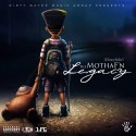 Lil Ronny MothaF - The MothaF'N Legacy mixtape cover art