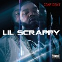 Lil Scrappy - Confident mixtape cover art