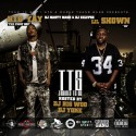 Lil Shown 1K & Big Yay - Trained To Go mixtape cover art