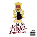 Lil Uno - King Ding-A-Ling  mixtape cover art