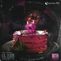 Lil Zurk - 18th The Mixtape mixtape cover art