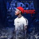 LilCJ Kasino - Murda Worth Music mixtape cover art